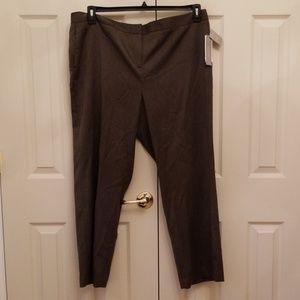 Charter Club brown pants